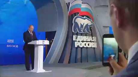 بوتين: لا نسعى للمواجهة مع أي طرف