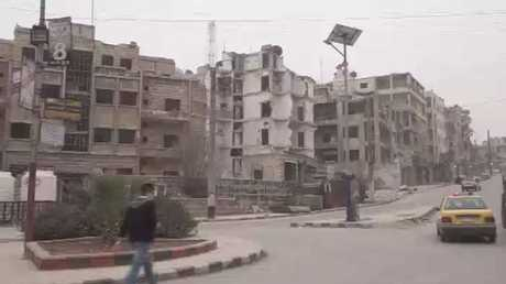 عائلات حلبية تعود إلى مدينتها