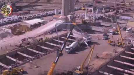 مشاريع لربط سيناء بباقي محافظات مصر
