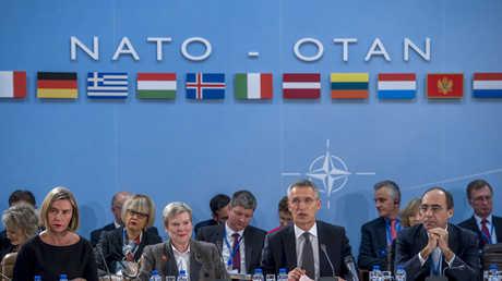 قمة الناتو في بروكسل