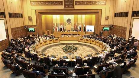 اجتماع لجامعة الدول العربية - أرشيف