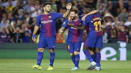 الأخبار السارة تتوالى على برشلونة