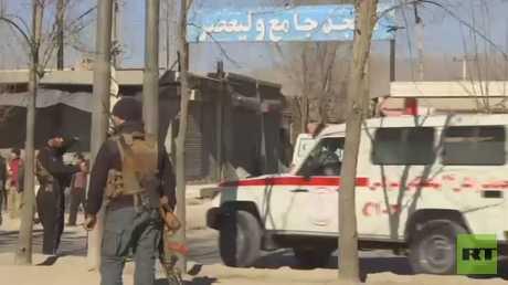 أفغانستان.. تنامي الإرهاب في 2017