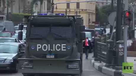 سلسلة هجمات دامية استهدفت مصر عام 2017