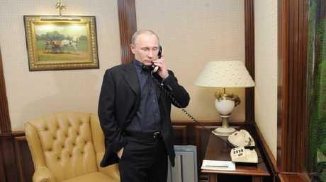 أرشيف - الرئيس الروسي فلاديمير بوتين