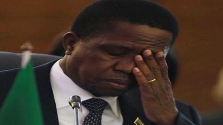 إدجار لونجا رئيس زامبيا