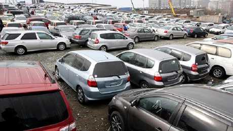 ماهي أكثر السيارات المستعملة المعروضة للبيع في روسيا؟