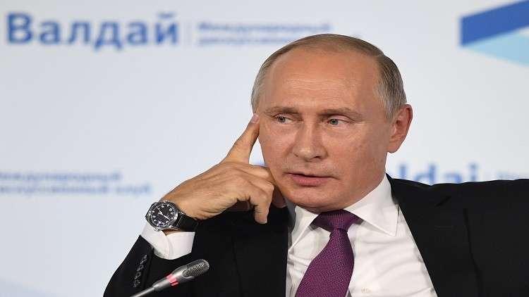 ماذا يحب بوتين أن يسمع في الأخبار؟