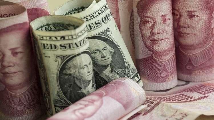 المركزي الصيني يرفع العملة إلى أعلى مستوى في 4 أشهر
