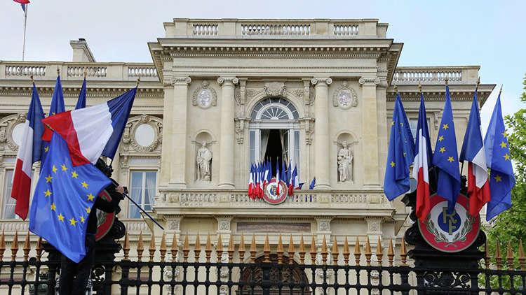 باريس: قلقون من تزايد القتلى والموقوفين في إيران