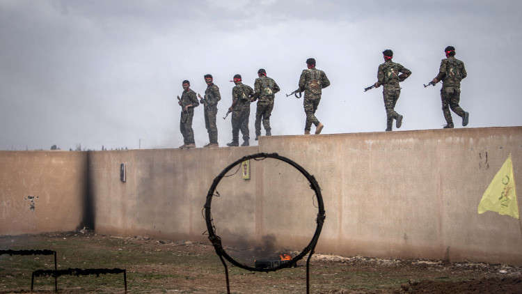 أخطر فرنسية إرهابية تقع في قبضة أكراد سوريا
