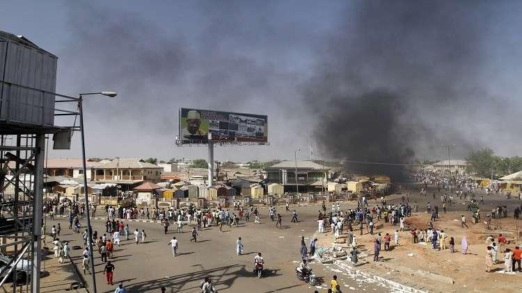 مقتل 11 شخصا بتفجير انتحاري في مسجد بنيجيريا