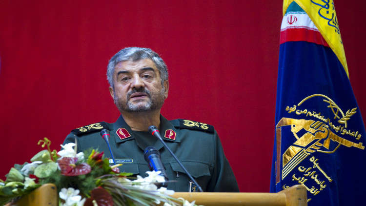 الحرس الثوري الإيراني: فتنة 2017 هُزمت