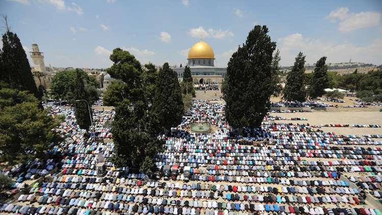 الرئاسة الفلسطينية مخاطبة ترامب: القدس ليست للبيع!