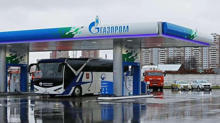 صادرات الغاز الروسي تحطم الرقم القياسي