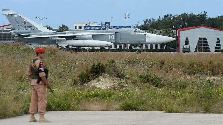 صحيفة تزعم تدمير 7 طائرات روسية في حميميم