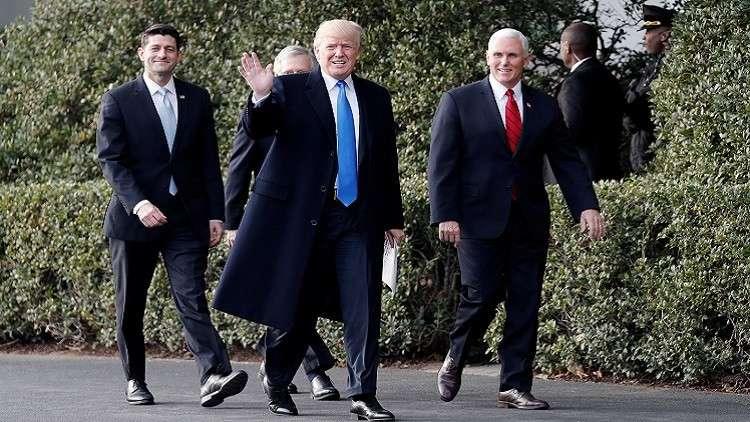 ترامب يحل لجنة مكلفة ببحث مزاعم تزوير الانتخابات