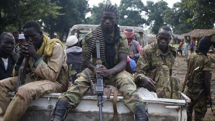 الجيش النيجيري يحرر تلميذة مخطوفة منذ 2014