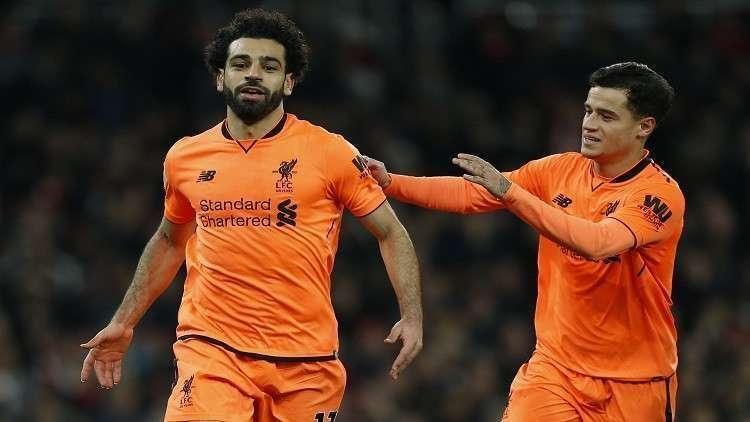 الفرعون صلاح يغيب عن مباراة ليفربول أمام إيفرتون