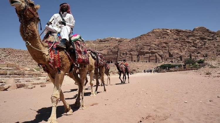 انتعاش القطاع السياحي الأردني