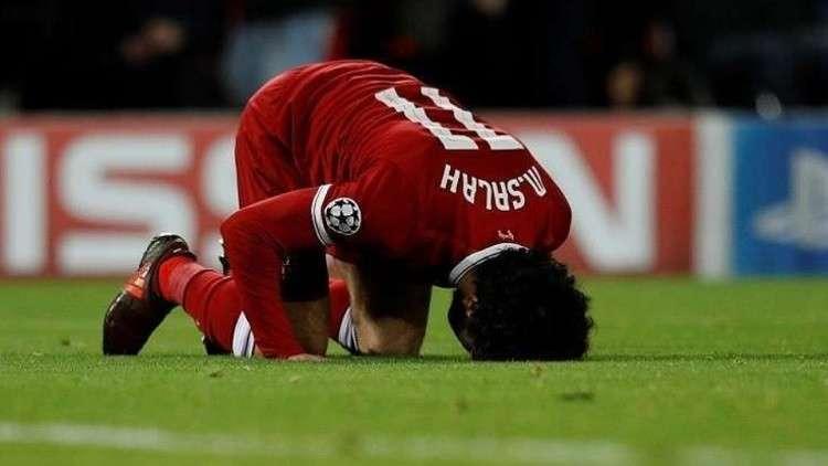 المصري محمد صلاح يحصد جائزة أفضل لاعب في أفريقيا لعام 2017
