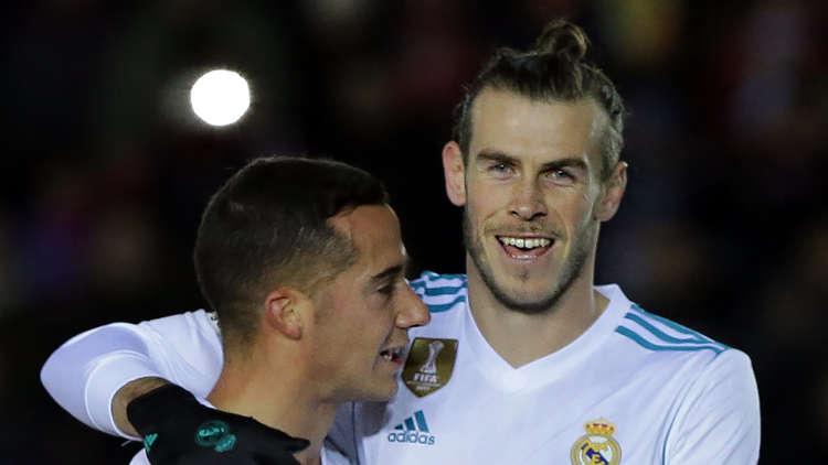 ريال مدريد يضع قدما في ربع نهائي كأس ملك إسبانيا