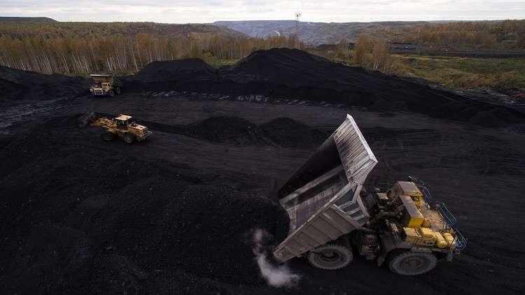 روسيا أكبر مورد للفحم إلى أوكرانيا