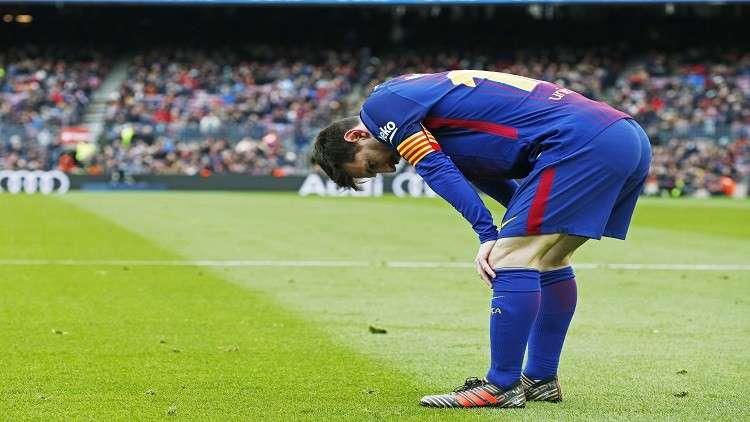 ميسي يرحل عن برشلونة في حالة وحيدة فقط !