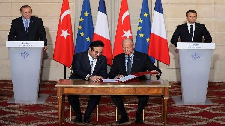 تركيا تشارك فرنسا وإيطاليا في إنتاج منظومة دفاع جوي وصاروخي