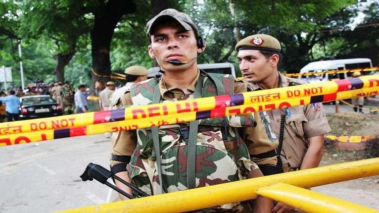 مقتل 4 من عناصر الشرطة الهندية في كشمير