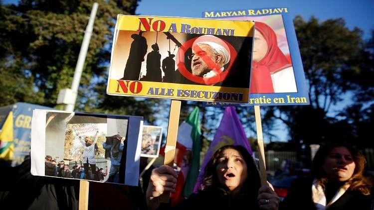 طهران: الأحداث الأخيرة في إيران خطط لها في أربيل