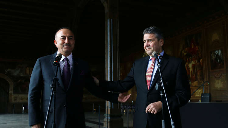 ألمانيا وتركيا تتفقان على ضرورة تحسين العلاقات