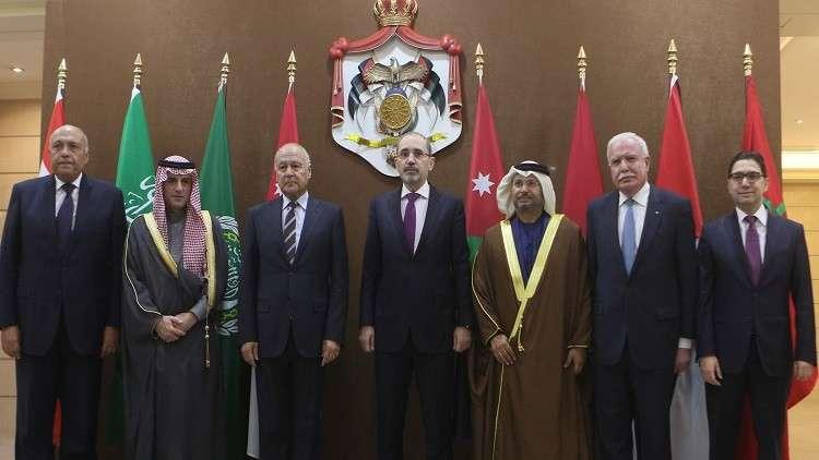 الجامعة العربية تتعهد بالعمل على الحد من تبعات قرار ترامب حول القدس