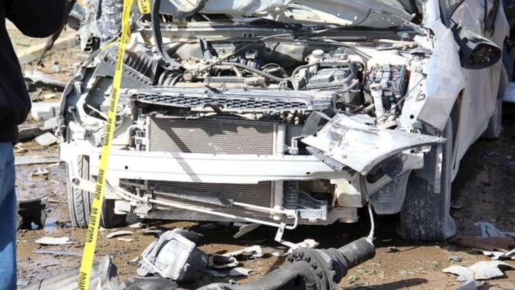 تفجير سيارة مفخخة في مدينة سلوق الليبية