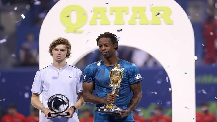 مونفيس يحرز لقب بطولة قطر في محاولته الرابعة