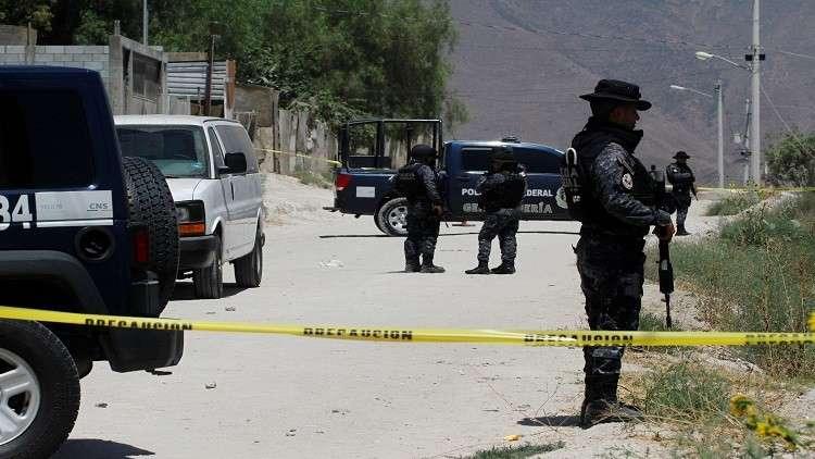 عشرات القتلى بحرب المخدرات في المكسيك