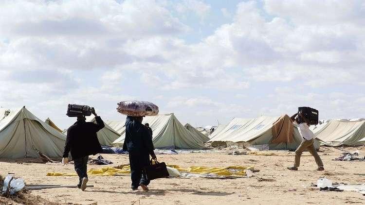 نيجيريا تبدأ عملية إجلاء مواطنيها من ليبيا