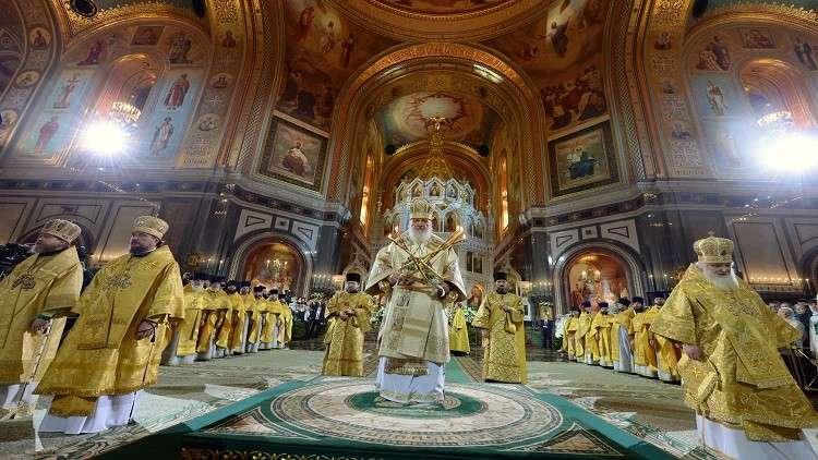 بطريرك موسكو وسائر روسيا يسمّي علامات القيامة
