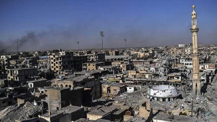 المهندسون المصريون يعيدون إعمار سوريا