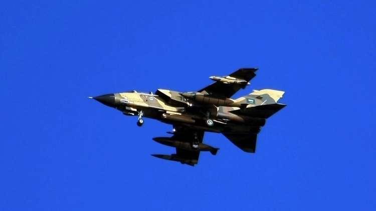 سقوط مقاتلة سعودية في اليمن