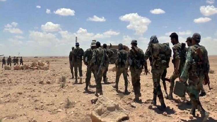 الجيش السوري يتقدم بسرعة في ريف إدلب