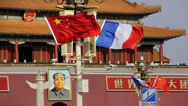 فرنسا تسعى للاستفادة من طريق الحرير الصيني