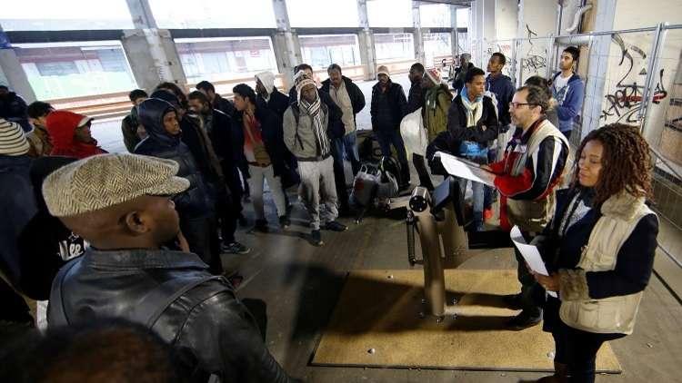فرنسا تسجل رقما قياسيا في طلبات اللجوء لديها في 2017!