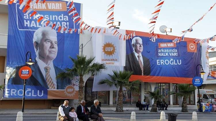 توجهات في شمال قبرص لتشكيل ائتلاف يميني حاكم