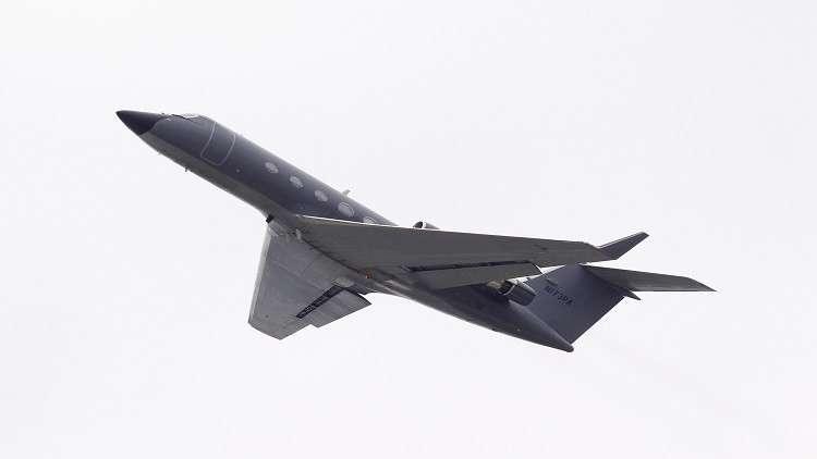 طائرة سويدية تحلّق قرب حدود روسيا الغربية
