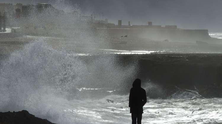المغرب.. موجة صقيع قارس وتساقط كثيف للثلوج