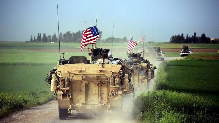 واشنطن تؤكد استمرار عملية التحالف الدولي في سوريا