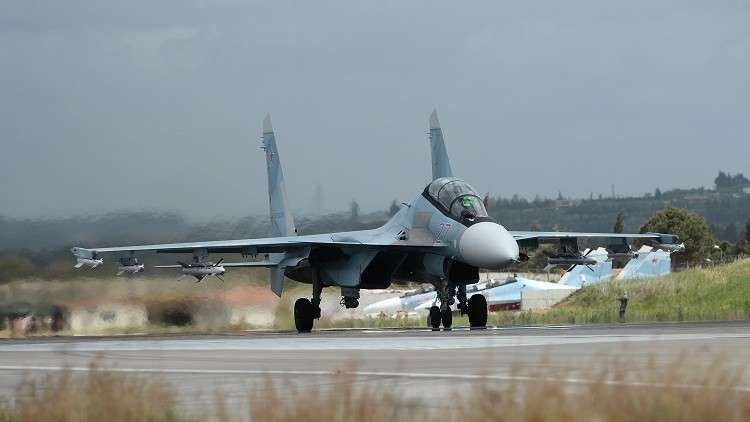 الجيش الروسي يحدد من هاجم حميميم وطرطوس