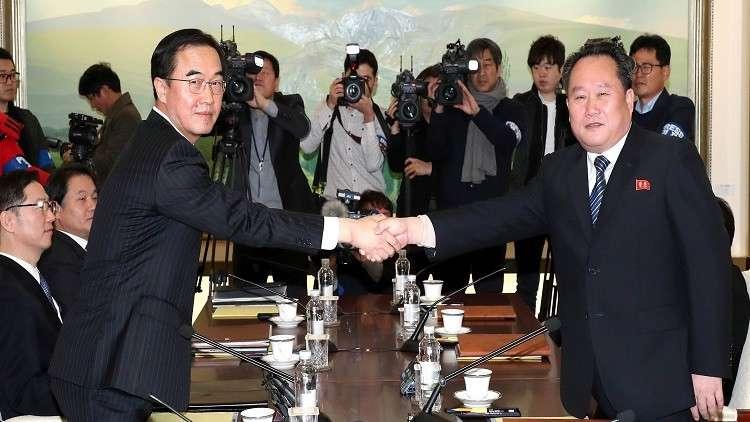 بيونغ يانغ تعيد تشغيل خط الاتصال العسكري مع سيئول
