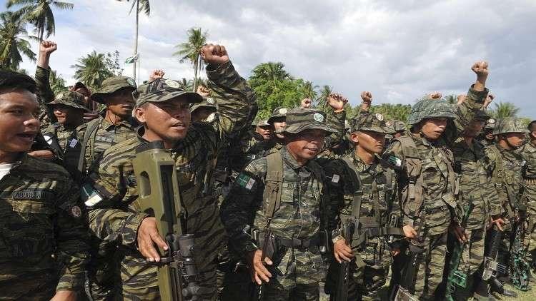 توحيد جبهتين في الفلبين لمحاربة